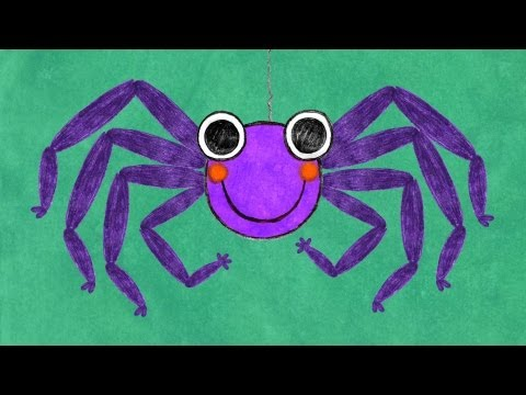 Nursery Rhymes: Incy Wincy Spider