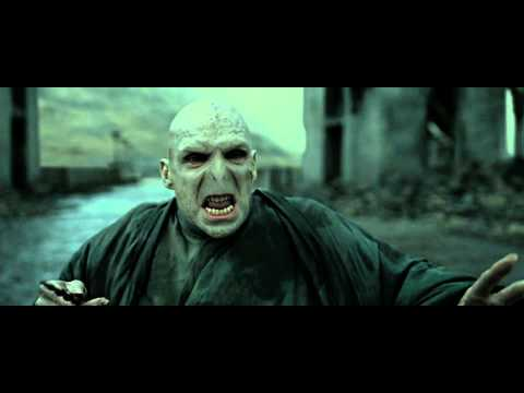 Harry Potter Kills Voldemort | Harry Potter And The Deathly Hallows Part 2 [HD]