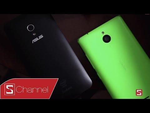 So sánh Nokia X2 vs Zenfone 4.5 : Camera, thời lượng pin ...- Phần 2