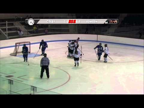 Women's Hockey vs. Colby (11/22/13)