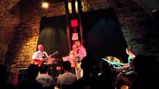 Video Jaroslav Šimíček Quartet Ježek v kleci