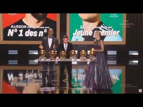 [Re-Live ] Ballon d'Or 2019 Awards