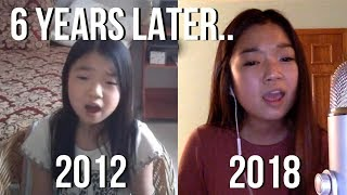 Video singing the same song 6 years later.. MP3, 3GP, MP4, WEBM, AVI, FLV Juni 2018