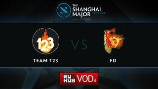 FD vs Taring, game 2