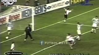 River Plate 3 vs Santos 2 SUPERCOPA 1997 Escudero, Rambert, Salas