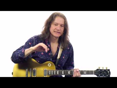 Robben Ford Guitar Lesson – Jazz Blues Chords – Blues Revolution