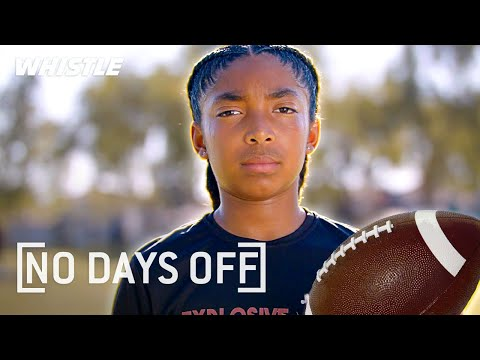 12-Year-Old Quarterback PRODIGY 🔥 | Future Football Superstar