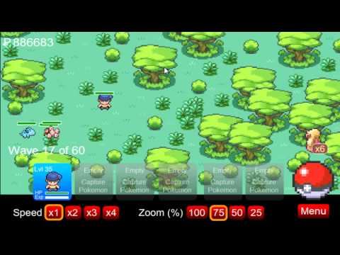 (PTD) Pokemon Tower Defence part 51 - Safari Zone