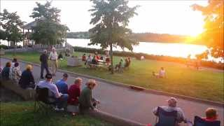The Hupman Brothers, WBES Waterfront Concerts, Windsor NS