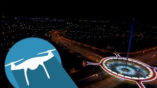 Veldhoven Netherlands  city pictures gallery : HOVENRING BICYCLE ROUNDABOUT by drone, Eindhoven - Veldhoven, The Netherlands