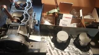 1. Mach z 1000 sdi engine rebuild by Walter barbosa