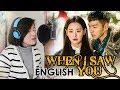 [ENGLISH] WHEN I SAW YOU-BUMKEY (Hwayugi/A Korean Odyssey OST) by Marianne Topacio