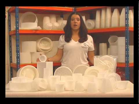 Cheese Making Mold 25 - Tall Beaker