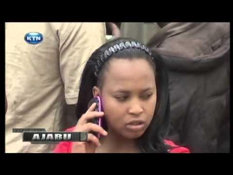 KTN Ajabu: Conmen corner themselves