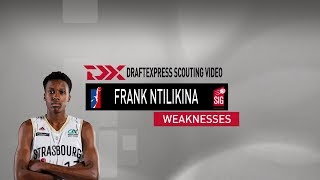Frank Ntilikina 2017 NBA Draft Scouting Video - Weaknesses
