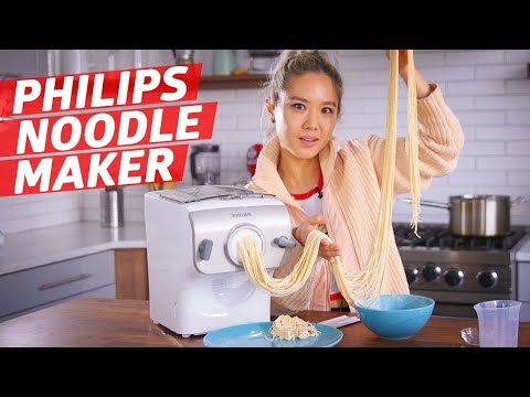 Is the Philips Pasta Maker the Best Home Pasta Extruder? — The Kitchen Gadget Test Show