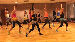 "Video ""DHOOM AGAIN"" - Bollywood Dance Fitness Workout Valeo Club MP3, 3GP, MP4, WEBM, AVI, FLV November 2018"