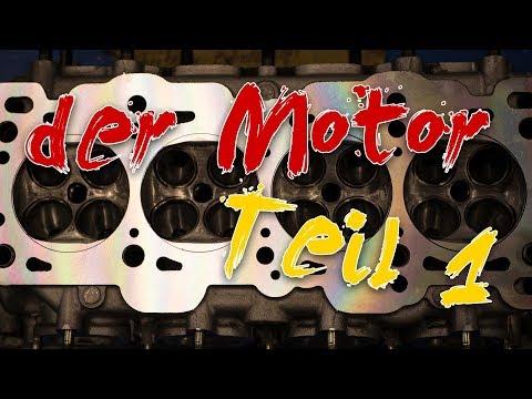 MX-5 Motortechnik Teil 1