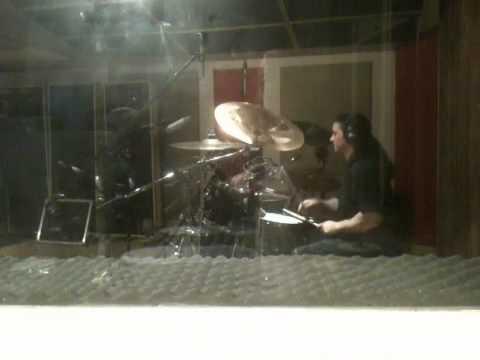 Detrimentum studio October 2010 - day 3 Drums - The Journeyman's Lament