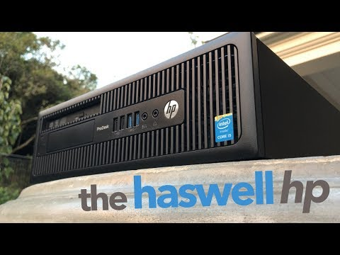The Haswell HP