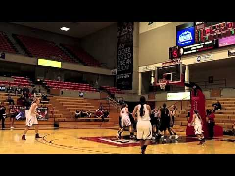Women's Basketball Highlights vs. Idaho Dec. 14