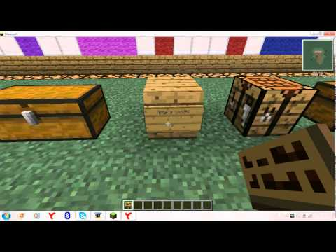 Umutla Minecraft-çalışma masası,tabela,tablo,çakmaktaşı ve çelik yapımı - 1.bölüm
