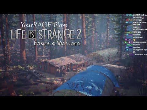 YourRAGE Plays Life Is Strange 2 | Ep. 3 (Part 1)
