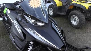 8. 2013 Arctic Cat Cross Tour XF-800 XF800