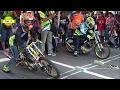 Drag Bike 2017 FINAL SANGAR Satria FU TU 200 CC Poin BSMC Drag Bike PURBALINGGA Seri 3