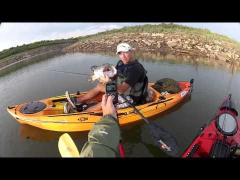 Kayak bass fishing logo for Kayak bass fishing