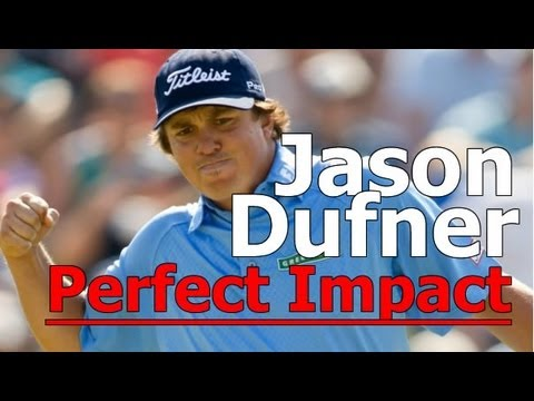 Jason Dufner Golf Swing: How to Get Perfect Impact