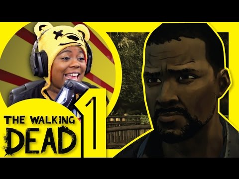 The Walking Dead | Season 1 Episode 1| Telltale Games | PS4 Gameplay