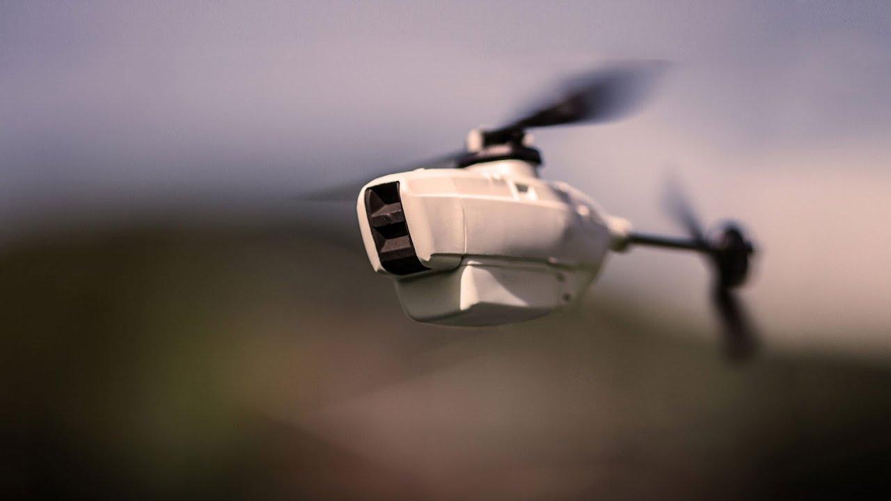 Jak se vyvíjejí kapesní drony?