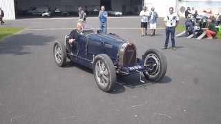 Glisy France  city photo : Bugatti réplique à Glisy (80)