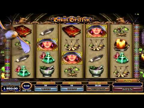 FREE Great Griffin  ™ slot machine game preview by Slotozilla.com