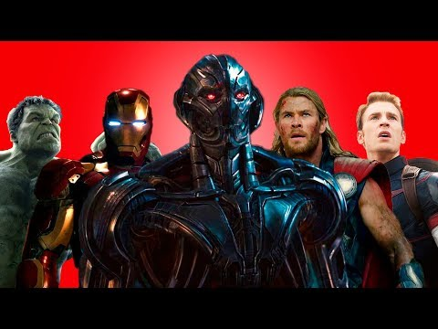AVENGERS AGE OF ULTRON THE MUSICAL - Song Parody(Version Realistic)