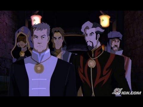 Doctor Strange: The Sorcerer Supreme (2007) Movie Review by JWU