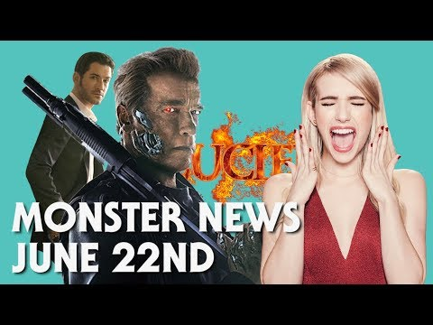 Monster News June 22nd - Witches Rule, American Horror Story, Misfits and Monsters!