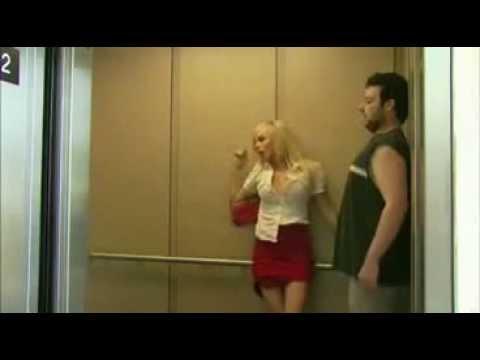 Chuyện tình thang máy siêu hót…:)