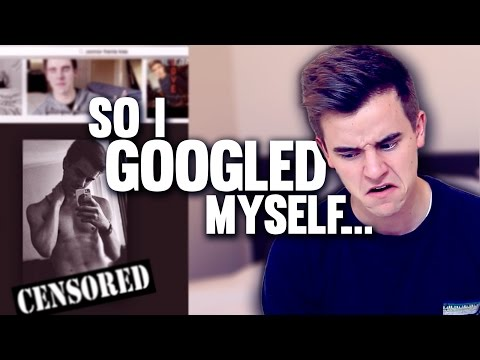 So I Googled Myself…