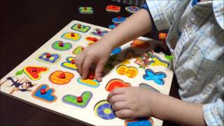 The ABC puzzle