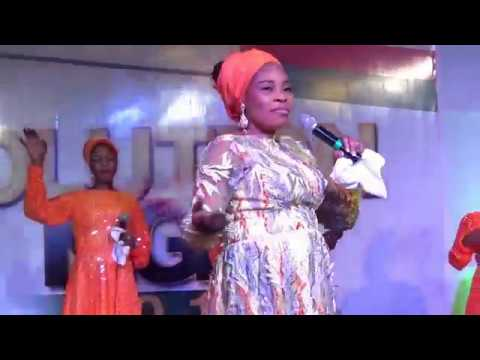 TOPE ALABI IN PRAISE FOR SOLUTION
