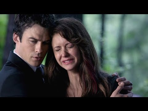 Vampire Diaries Saison 5 - The Vampire Diaries 5x04 Bonnie's funeral & reminiscence Music: Birdy - Without a Word
