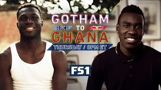 Gotham to Ghana: New York Rivals Journey to Africa by Major League Soccer
