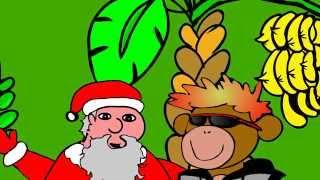 Munky Man Christmas Cartoon