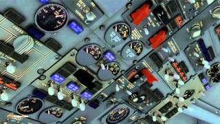 Airline2Sim Real Pilot *First Look* IXEG 737 Classic - Part 2 - Flightdeck Setup