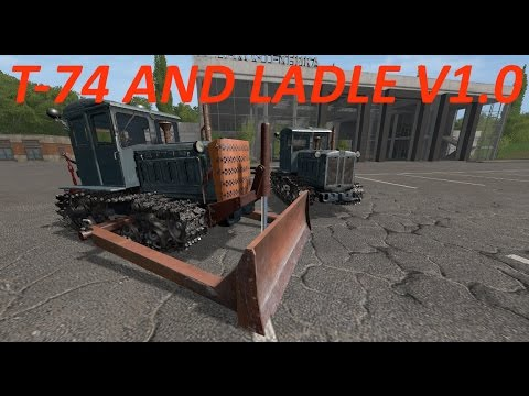 T-74 and ladle v1.0
