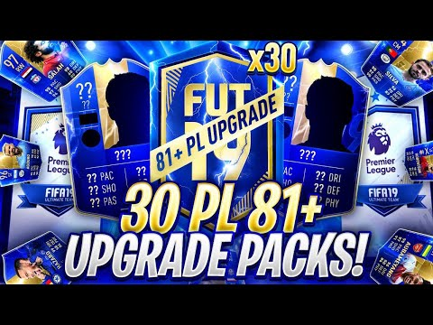 30 PREMIER LEAGUE TOTS UPGRADE PACKS! TOTS PACKED!