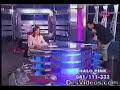 【放送事故】女性キャスターが放送中に意識を失い卒倒してしまうのサムネイル3