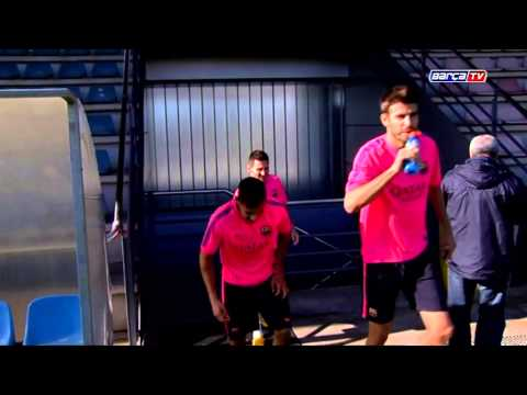 ready - Barça 2.0 Subscribe to our official channel http://www.youtube.com/subscription_center?add_user=fcbarcelona Facebook: http://www.facebook.com/fcbarcelona Twitter: http://twitter.com/FCBarcelon...
